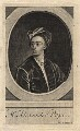 Alexander Pope, by George Vertue, after  Sir Godfrey Kneller, Bt - NPG D18161