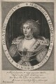 Princess Elizabeth, Queen of Bohemia and Electress Palatine, after Unknown artist - NPG D18133