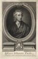 John Locke, by George Vertue, after  Sir Godfrey Kneller, Bt - NPG D18162
