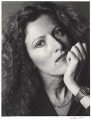 Nicole Farhi, by Trevor Leighton - NPG x30334