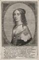 Elizabeth, Princess of the Palatinate, by Crispyn van den Queborne - NPG D18201