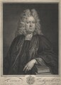 Henry Sacheverell, by George Vertue, after  Anthony Russel - NPG D18164