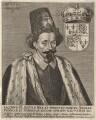 King James I of England and VI of Scotland, by Pieter de Jode I - NPG D18177