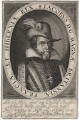 King James I of England and VI of Scotland, after Unknown artist - NPG D18181