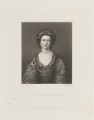 Elizabeth Johnson, by George H. Every, published by  Henry Graves, after  Sir Joshua Reynolds - NPG D15077