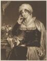 Mrs Granville, by William Say, after  Thomas Barber - NPG D15091