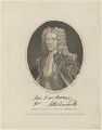 Thomas Pelham-Holles, 1st Duke of Newcastle-under-Lyne, by Edward Harding, published by  William Coxe, after  William Nelson Gardiner - NPG D15093