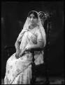 Anees Fatimah (née Karim), Lady Imam, by Bassano Ltd - NPG x122871