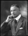 Sir Howard Graham Elphinstone, 4th Bt, by Bassano Ltd - NPG x122882