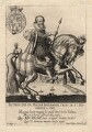 King James I of England and VI of Scotland, published by Eberhard Kieser - NPG D18262