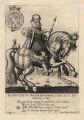 King James I of England and VI of Scotland, published by Eberhard Kieser - NPG D18262
