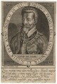 King James I of England and VI of Scotland, by Jacques Grandhomme (Granthomme), after  Unknown artist - NPG D18254