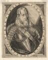 King James I of England and VI of Scotland, by Christoffel van Sichem (Voschem), after  Unknown artist - NPG D18255
