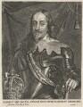 King Charles I, published by Johannes Meyssens, after  Sir Anthony van Dyck - NPG D18293