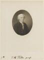 John Horne Tooke, published by C. Dyer, after  Henry James Richter - NPG D15134