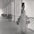 Audrey Hepburn, by Cecil Beaton - NPG x14016