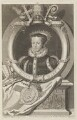 Queen Mary I, by George Vertue, after  Hans Eworth - NPG D15197
