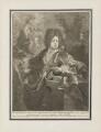 Sir Godfrey Kneller, Bt, possibly by Pieter Schenck, after  David van der Plas - NPG D15201