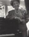 Fanny Waterman, by John Arnison - NPG x126179