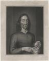 King Charles I, by Robert Cooper, after  Goddard Dunning - NPG D18314