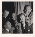 The Crazy Gang (Bud Flanagan; Jimmy Nervo; Teddy Knox; Charlie Naughton; Jimmy Gold), by Cecil Beaton - NPG x27531