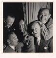 The Crazy Gang (Bud Flanagan; Jimmy Nervo; Teddy Knox; Charlie Naughton; Jimmy Gold), by Cecil Beaton - NPG x27531