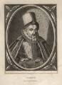King James I of England and VI of Scotland, by F. Herij, after  Unknown artist - NPG D18323
