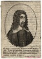 Edward Montagu, 2nd Earl of Manchester, by Wenceslaus Hollar - NPG D18331