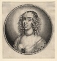 Mary Villiers, Duchess of Richmond and Lennox, by Wenceslaus Hollar, after  Unknown artist - NPG D18328