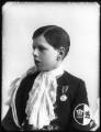 Anthony Ashley-Cooper, Lord Ashley, by Bassano Ltd - NPG x80117