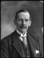 William Hope Fowler, by Bassano Ltd - NPG x80181