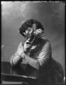 Hilda Trevelyan (Hilda Marie Antoinette Anna Tucker), by Bassano Ltd - NPG x101480