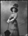 Hilda Trevelyan (Hilda Marie Antoinette Anna Tucker), by Bassano Ltd - NPG x101484