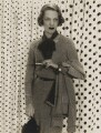 Gertrude Lawrence, by Paul Tanqueray - NPG x19916