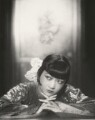Anna May Wong, by Paul Tanqueray - NPG x126211