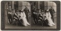 Sir Harry Holdsworth Rawson and Alice Rawson with two unknown others, published by Underwood & Underwood - NPG x33937