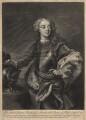 Frederick II, Landgrave of Hesse-Cassel, by John Simon, after  Chevalier Carlo Francesco Rusca - NPG D17997