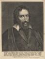 Thomas Howard, 14th Earl of Arundel, by Lucas Vorsterman, after  Sir Anthony van Dyck - NPG D18350