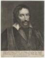 Thomas Howard, 14th Earl of Arundel, by Lucas Vorsterman, after  Sir Anthony van Dyck - NPG D18351