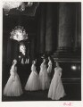 Maids of Honour at the Coronation of Queen Elizabeth II, by Cecil Beaton - NPG x14010