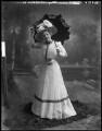 Edna May (Edna Pettie), by Bassano Ltd - NPG x101523