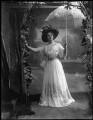 Edna May (Edna Pettie), by Bassano Ltd - NPG x101524