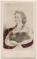 Eugénie, Empress of France ('Eugénie de Montijo'), by Neurdein - NPG Ax46795