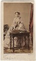 Eugénie, Empress of France ('Eugénie de Montijo'), by Disdéri - NPG Ax46761