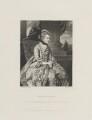 Elizabeth Montagu (née Robinson), by Robert Bowyer Parkes, published by  Henry Graves, after  Sir Joshua Reynolds - NPG D15243