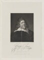 Inigo Jones, by William Camden Edwards, published by  John Samuel Murray, after  Sir Anthony van Dyck - NPG D15250