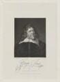 Inigo Jones, by William Camden Edwards, published by  John Samuel Murray, after  Sir Anthony van Dyck - NPG D15250