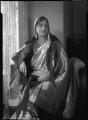 Lady Allia Abbas Ali Baig, by Lafayette - NPG x47709