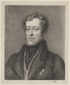 William George Spencer Cavendish, 6th Duke of Devonshire, by George Edward Madeley - NPG D15276