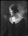Lady Katharine Jane Elizabeth Armitage, by Bassano Ltd - NPG x123087